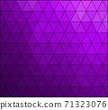 Purple Grid Mosaic Background, Creative Design Templates 71323076