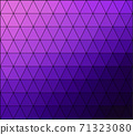 Purple Grid Mosaic Background, Creative Design Templates 71323080