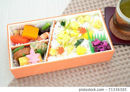 栗子飯午餐 71336385