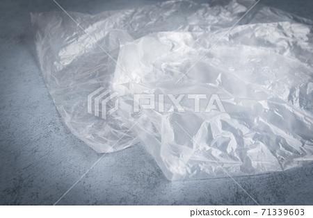 Plastic bag translucent bag 71339603