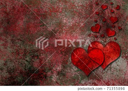 Hard Rock Valentine Background 71355898