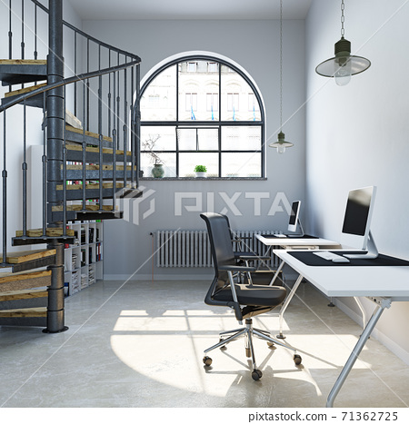 contemporary office 71362725
