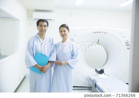 CT檢查夫婦人碼頭 71366266