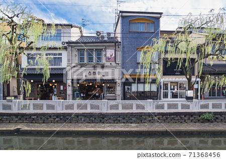 Townscape of Kinosaki Onsen, Hyogo Prefecture 71368456