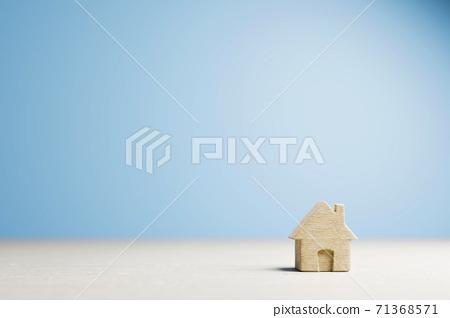 樹模型房子房地產經濟 71368571