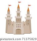 一座城堡的插圖 71375829
