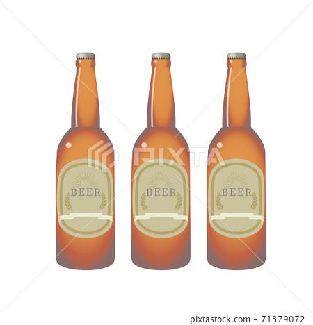 三瓶啤酒 71379072