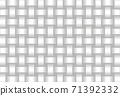 Abstract White background 71392332