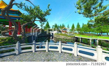 중국 정원 71392967