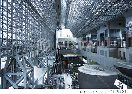 京都車站的風景 71397019