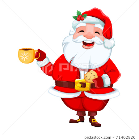 Santa Claus. Merry Christmas and Happy New Year 71402920