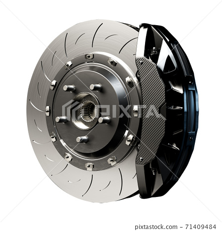 Brake Disc. 71409484