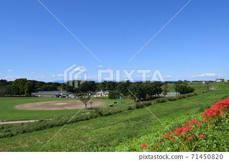 Arakawa Riverbed Akigase Park Playground 71450820