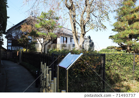 다치바나 아케미 기념 문학관 横坂보다 (후쿠이시 足羽山) 71493737