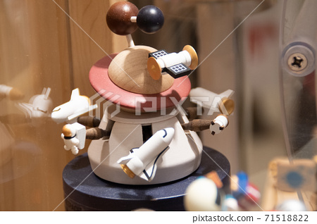 wooden toy for interior goods 71518822