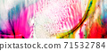 Abstract background in colours of spring summer 2021. 71532784