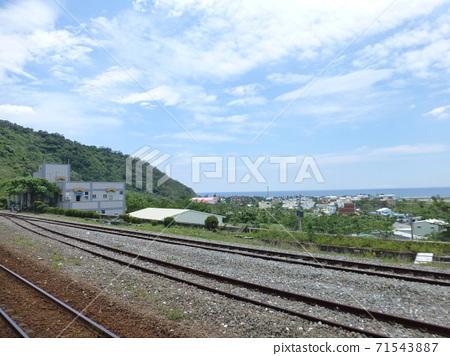 台坦Taito-05 / 20/2014:台坦歷史風貌:太鐵大佛站,大佛和平部風景,太平洋 71543887