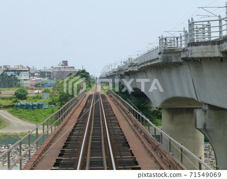 台丹東06/03/2013:台丹歷史風貌:台鐵東線新陽東港木橋共存 71549069