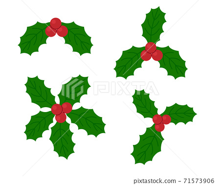 聖誕裝飾插圖素材/矢量 71573906