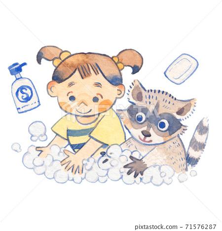 荒井熊和洗手液 71576287
