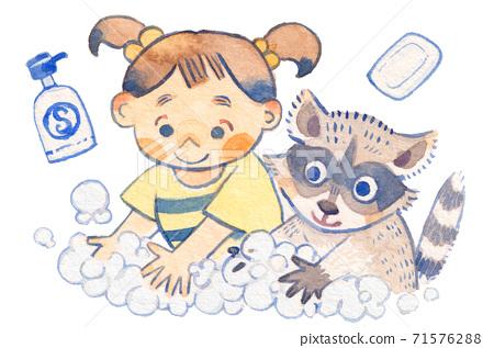 荒井熊和洗手液 71576288
