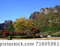 11月富冈10妙山秋叶/妙山全景公园 71605061