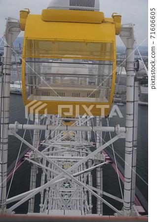 Tempozan Ferris Wheel 71606605