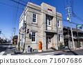 Former Makabe Post Office in Sakuragawa City, Ibaraki Prefecture 71607686