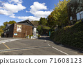 Entrance of Hitachinokuni Izumo Taisha Shrine 71608123