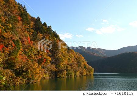 오쿠 타마 _ 奥多摩湖의 풍경 _ 가을 71610118