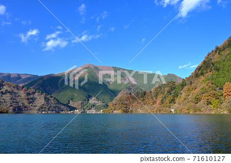 오쿠 타마 _ 奥多摩湖의 풍경 _ 가을 71610127