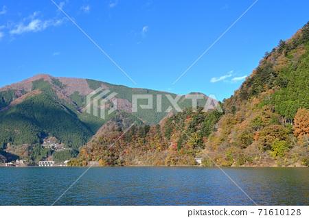 오쿠 타마 _ 奥多摩湖의 풍경 _ 가을 71610128