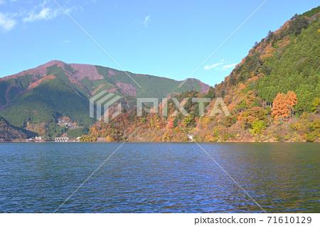 오쿠 타마 _ 奥多摩湖의 풍경 _ 가을 71610129