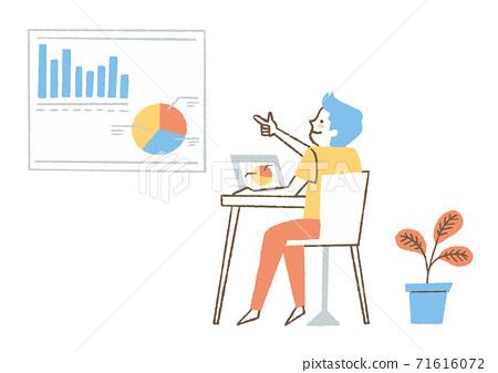男子分析結果 71616072