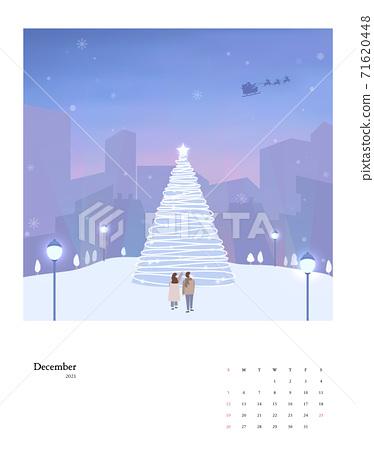 2021新年日曆套裝12 71620448