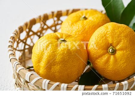 籃子裡的柚子 71651092