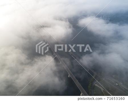 從天空看河景 71653160