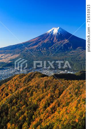 秋葉和聖山富士山梨山的三關 71658915