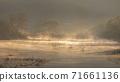 Lake morning 71661136
