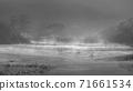 Rising fog 71661534