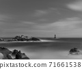 Long exposure lighthouse 71661538