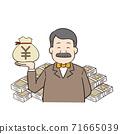 有日元的有钱人 71665039