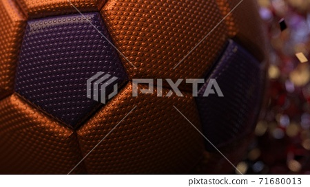 농구 축구 공 3D 일러스트 71680013