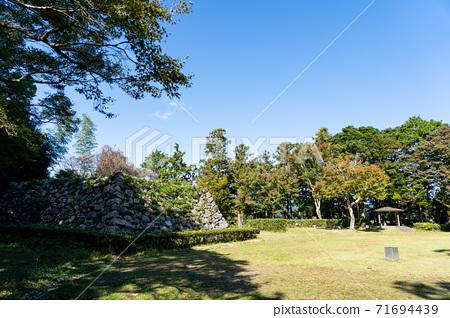 [靜岡縣] Futamata城堡廢墟鳥山城堡廢墟 71694439