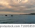 北海岸 海 自然 風景 71695859