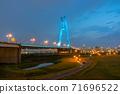 新北大橋 倒影 公園 71696522