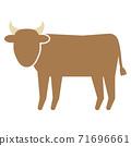 澤西牛 71696661