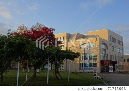 Sapporo Junior High School, Hokkaido University of Education, Ainosato, Kita-ku, Sapporo 71715068