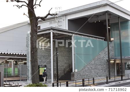 쓰다 야마 역 JR 동일본 난부 71718902