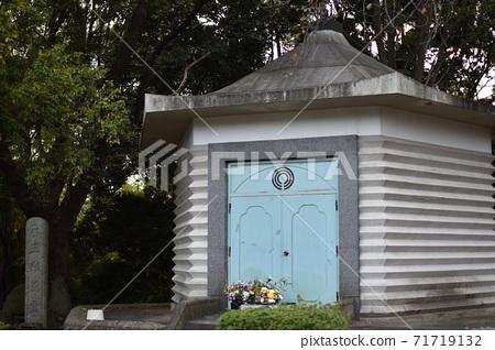 미도리가 오카 묘원 무관 납골당 가나가와 현 가와사키시 71719132